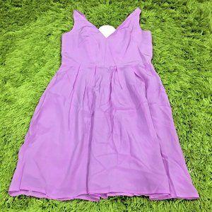 Talulah Dress 100% Silk Size Medium